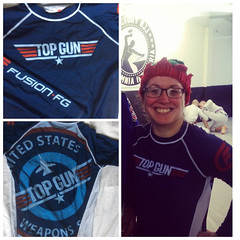Top Gun Rash Guard