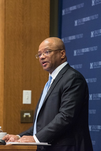 Policy Talks @ the Ford School: Broderick Johnson