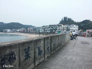 CIRCLEG 遊記 坪洲 一天遊 一日遊 圖文 船 香港 (29)