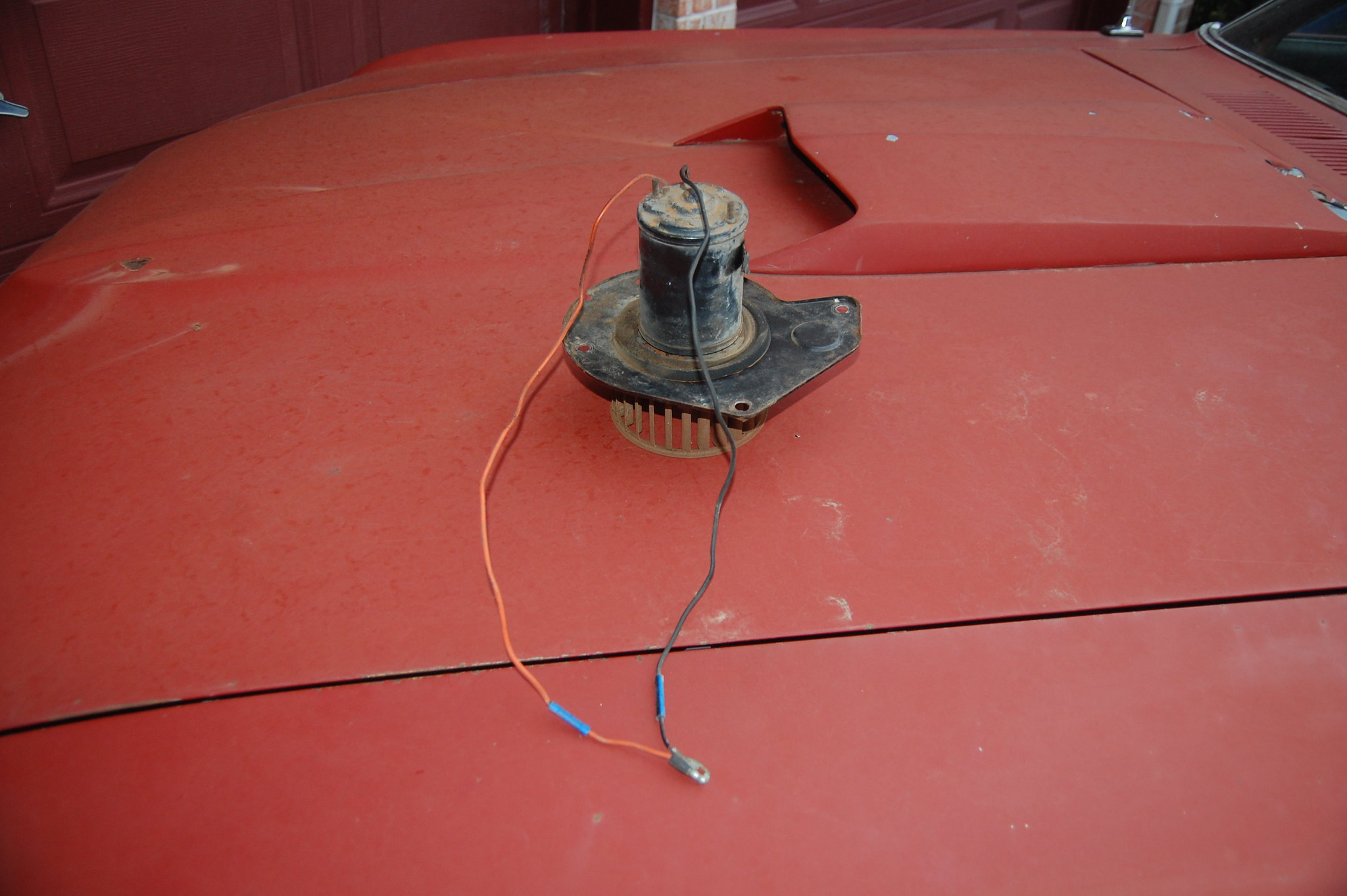 Help On 1969 Blower Wire Non Ac Vintage Mustang S. Exle Of Molded Grommet. Wiring. 1970 Mustang Blower Motor Wiring Schematic At Scoala.co