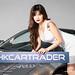 HKCARTRADER Model & an NSX