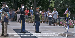 Tomb of the Unknown Soldier Arlington National Cemetery (VA) June 2010