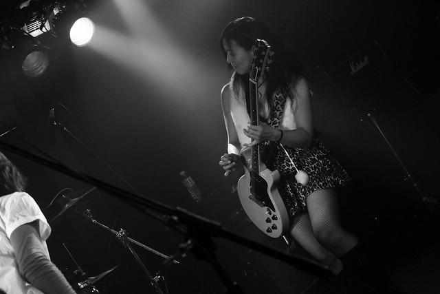 RoundFace live at 獅子王, Tokyo, 22 Jan 2016. 211