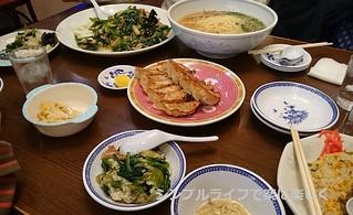 青春18兵庫、夕食・神戸三宮一貫楼