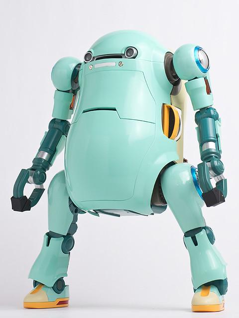 千值練『12機電一體 機動機器人』淺藍色版本