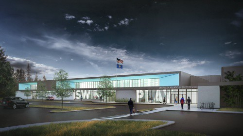 160111_Aquatic Center_Front Render-1-500x280