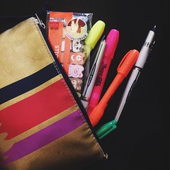 I may be in my thirties, but school supplies will always make me giddy. :notebook::books::book::pencil2::black_nib::memo::triangular_ruler::straight_ruler::scissors::link: