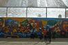 Santiago - Centro Gabriela Mistral mural