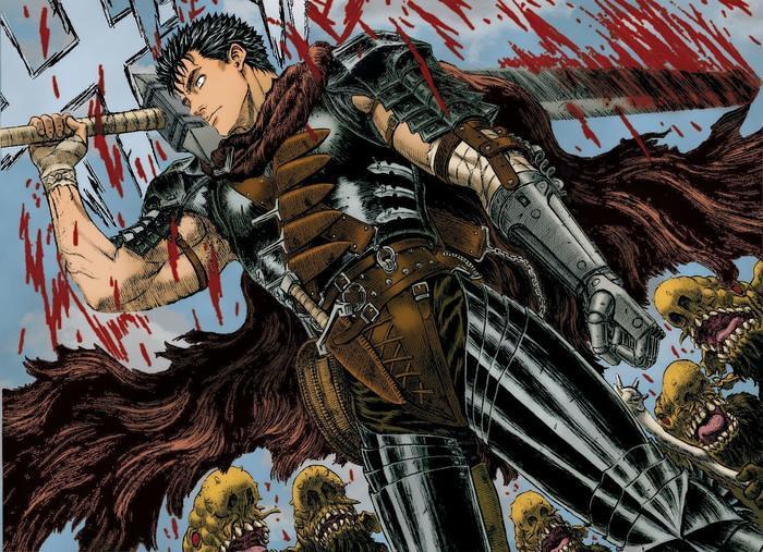O novo anime de Berserk já tem previsão de estreia