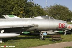 06 - 5306 - Polish Air Force - Sukhoi SU-7 BM - Polish Aviation Musuem - Krakow, Poland - 151010 - Steven Gray - IMG_0300