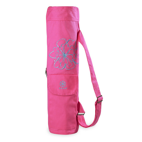 Gaiam Yoga Mat Bag - Flower Burst 3