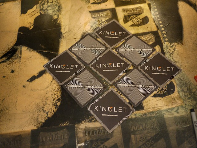 Kinglet and unCOVentional