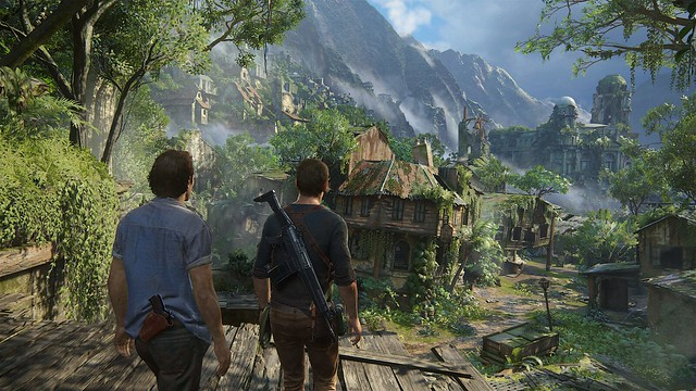 20160224 Uncharted 4 Story Trailer 02