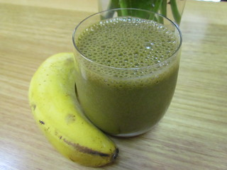ChocoNana Green Smoothie