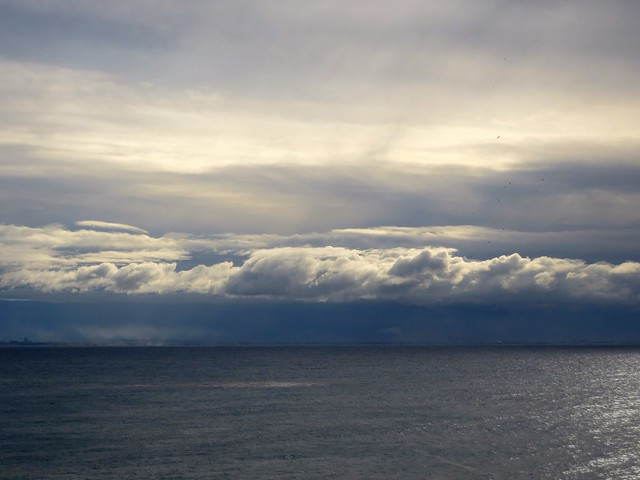storm moves out of malibu