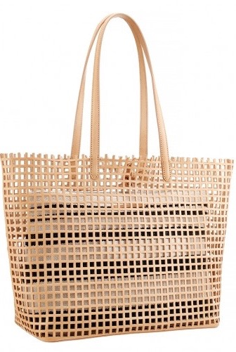 Perforated Beach Tote