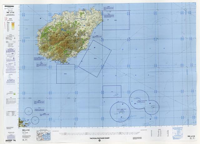 TACTICAL PILOTAGE CHART J-11C (txu-pclmaps-oclc-22834566_j-11c)