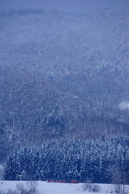 雪651レ