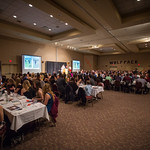 Wide shot of the banquet (Mar 24, 2016 Snucins)