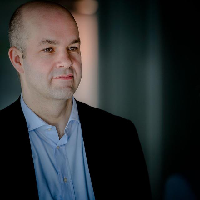 ... Marcel Fratzscher (Präsident DIW Berlin) Foto: <b>Stephan Röhl</b> ... - 25505100264_4e0959df05_z