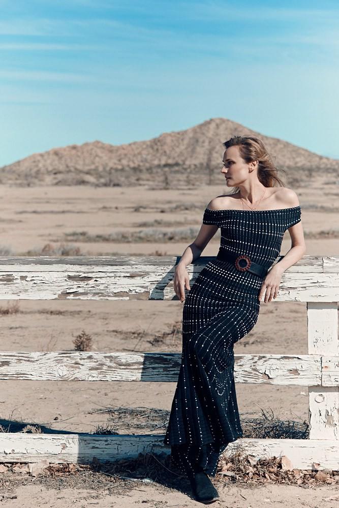 Диана Крюгер — Фотосессия для «Paris Match» 2016 – 6