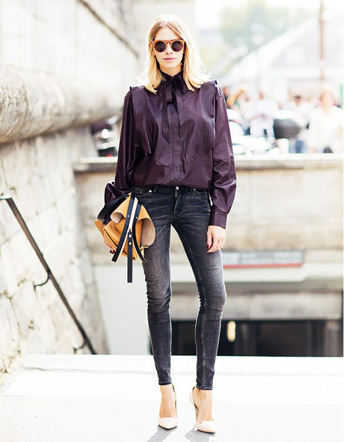 Victorian Shirts Street Style Outfits12