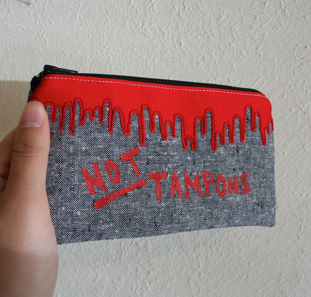 Dripping Blood pouches