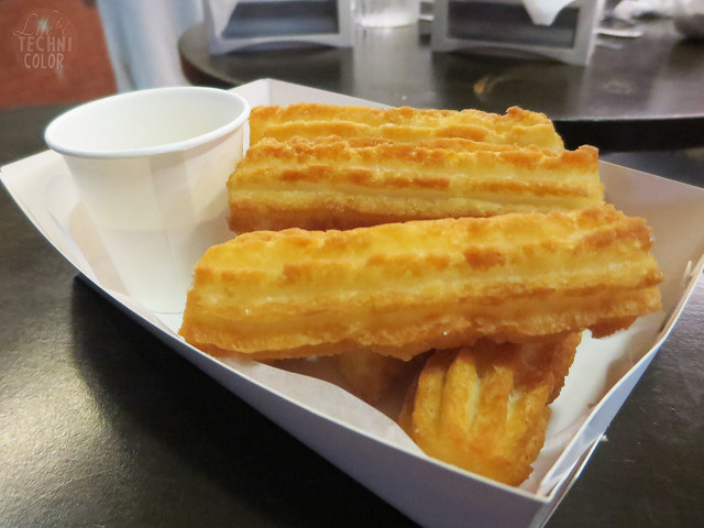 Mr. Churros