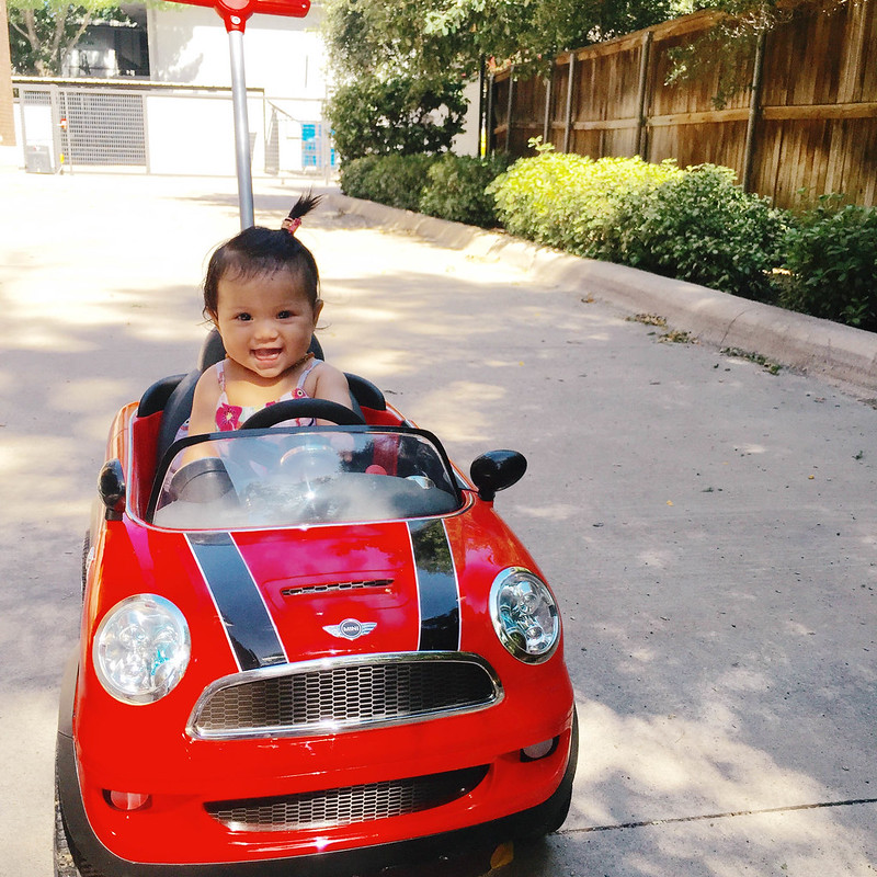 cute & little blog | kennedy ride on toy buggy mini cooper