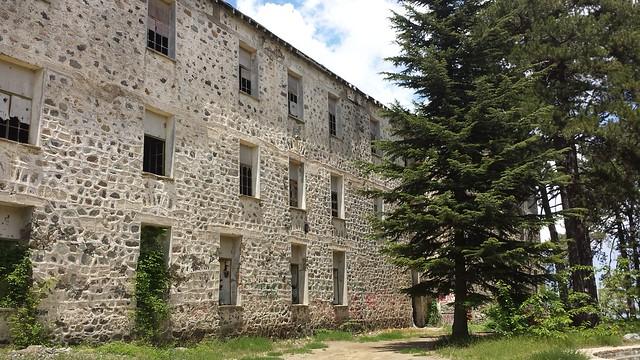 Vereggaria Hotel, Prodromos