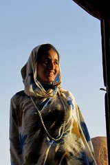 # 24 elle brille au Sahara