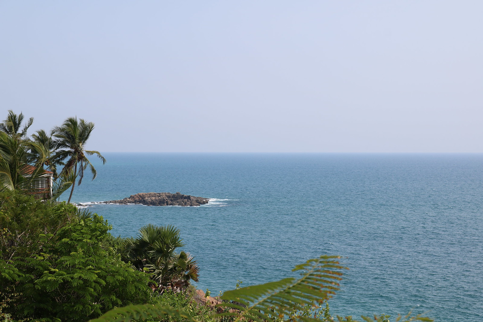 Kovalam - View Point