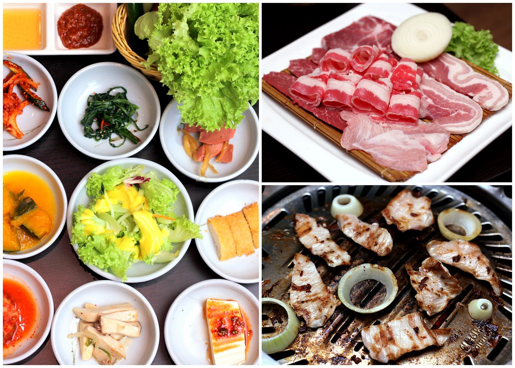 Korean BBQ Singapore: Chang Korean BBQ