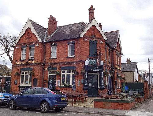 Willoughby Arms, Kingston, London KT2