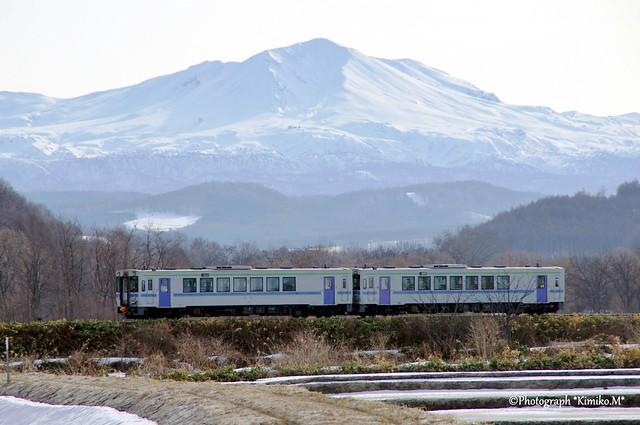 旭岳と富良野線②