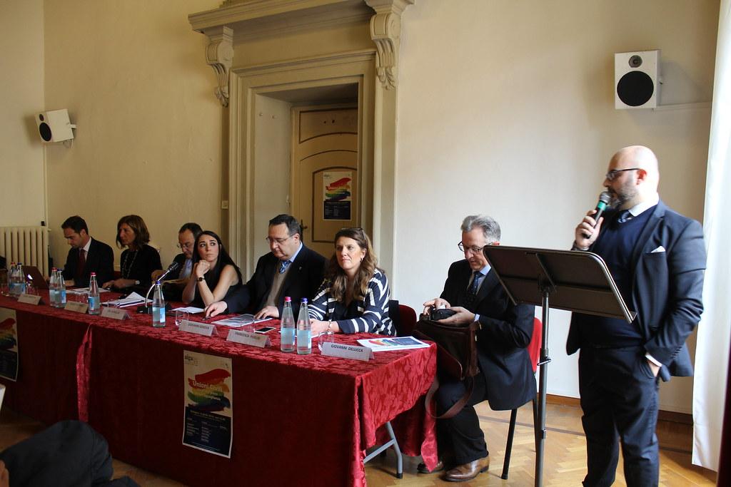 Convegno su Unioni Civili - Bologna 4 aprile 2016