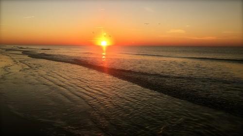ocean sunset sunrise sunsets atlanticocean adamhall trackhead trackheadstudios trackheadxxx