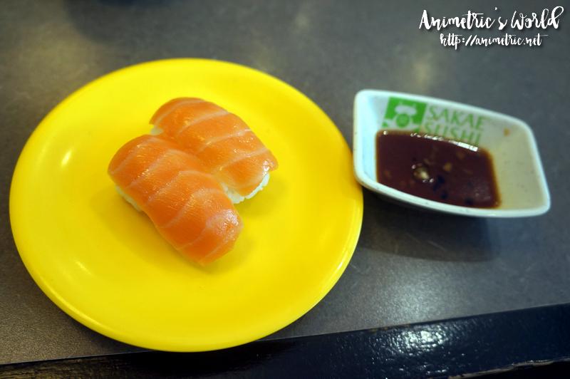 Sakae Sushi SM Mall of Asia