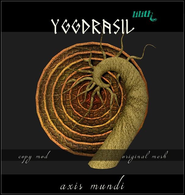 LD Yggdrasil Axis Mundo
