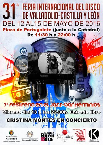 31 Feria Internacional del Disco de Valladolid-Castilla y León