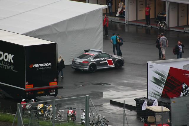 [118/366 DTM Spielberg 2015] Der Regen kehrt zurück