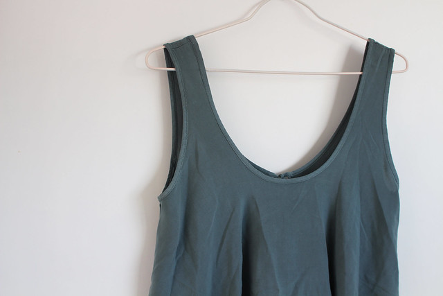 tshirt bleu gris double agent
