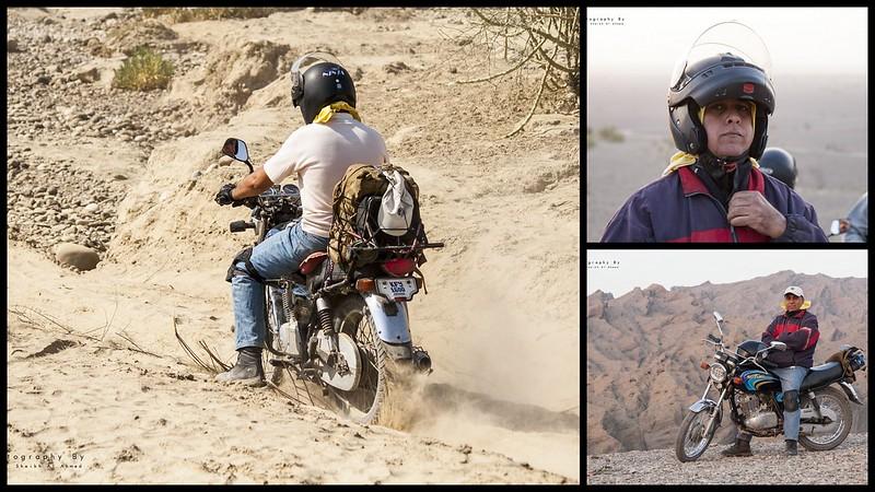 Trip to Cave City (Gondhrani) & Shirin Farhad Shrine (Awaran Road) on Bikes - 23559508383 ba2a8cb646 c