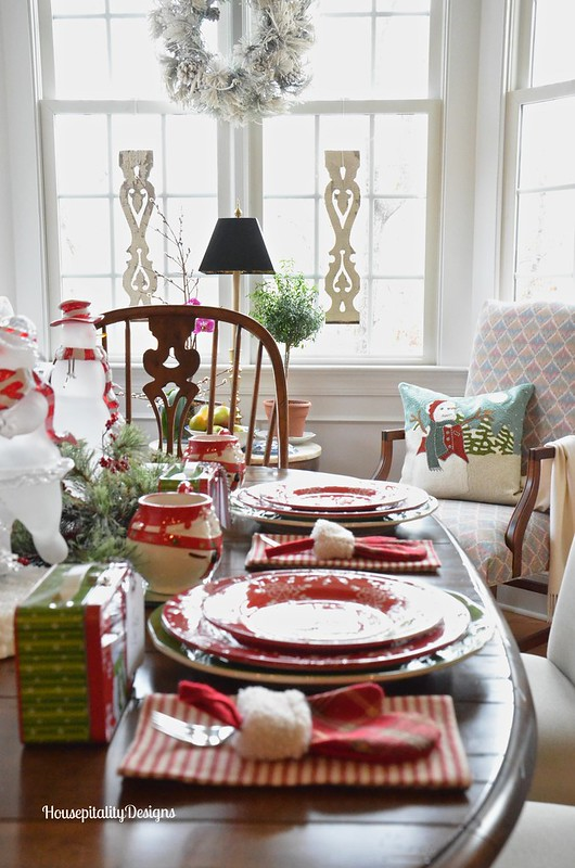 Graylyn's luncheon - Housepitality Designs