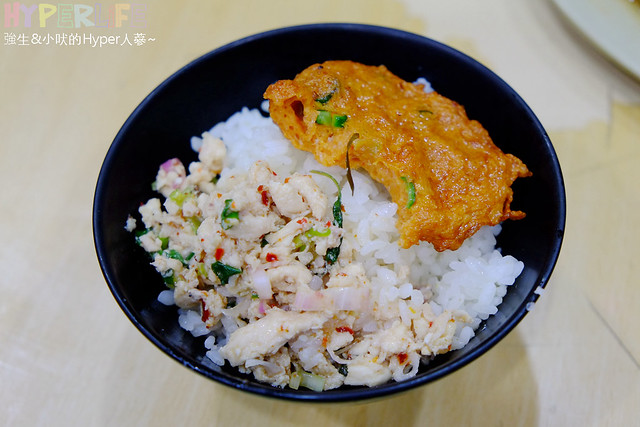 23685560464 0df0ac6850 z - 台中平價泰式料理《泰國小吃》,綠咖哩雞好下飯有推!!魚餅份量超澎湃~
