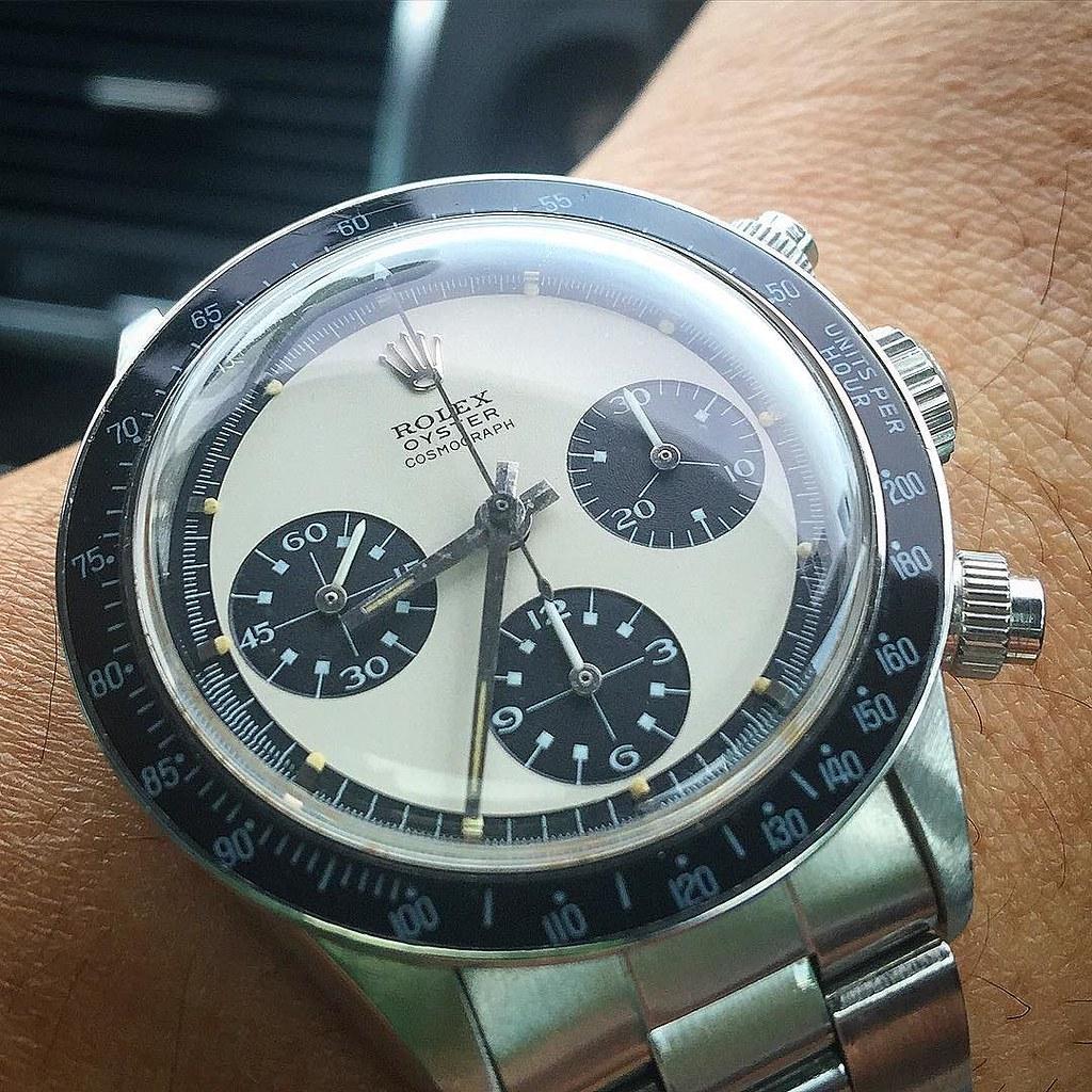 Rolex Paul Newman 6263 mk1 🐼🐼🐼 #rolex #rarerolex #rolexpassion #rolexvintage #vintagerolex #vintagewatches #daytona #vintagedaytona #paulnewman #rolexpaulnewman #paulnewmandial #panda #RCO #6241 #6263 #chronograph #exoticd