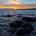 Midwinter day sunset by Antti Tassberg