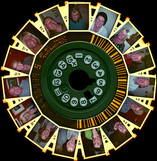 Retirement Party Wheel of Fortune