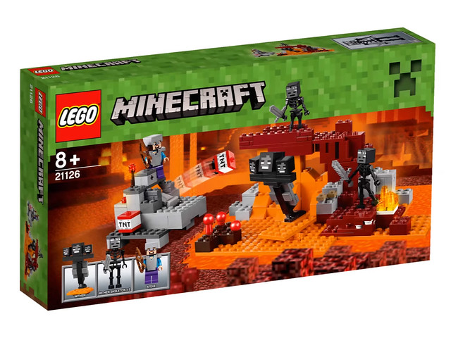 LEGO Minecraft 21126 - The Wither