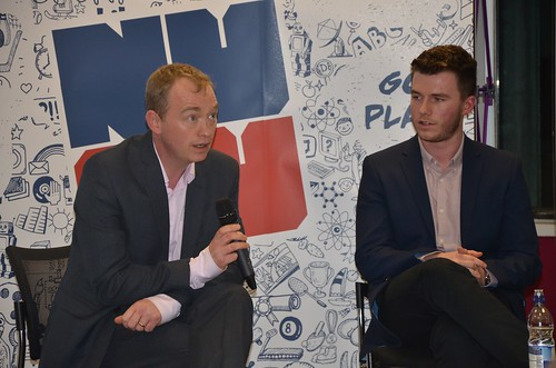 Tim Farron Newcastle University Jan 16 (15)